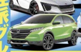 Is this the next-generation Honda CR-V?