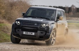 Land Rover Defender is the 2021 Women's World Car of the Year