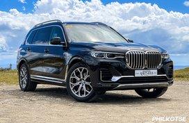 2021 BMW X7 Quick Drive Review: A German land yacht