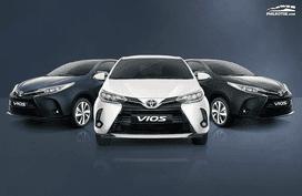 Toyota PH updates Vios pricing, Apple CarPlay standard on select trims