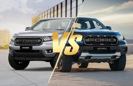 Ford Ranger Raptor vs FX4 Max: What are the differences?