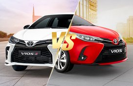 Toyota Vios GR-S vs G: What do you get with the new, sporty version?