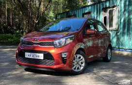 Kia Picanto gets P499K starting price this March