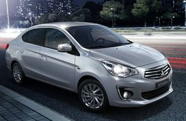 Mitsubishi Mirage or G4 can be yours for as low as P28K this month