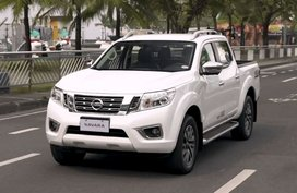 Nissan Navara gets up to P120K cash discount this month