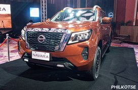 Nissan Navara VL Calibre 2.5 4x2 AT