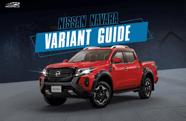 Which 2021 Nissan Navara variant should you buy? [Comparison Guide]