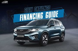 Geely Okavango: How much do you need to earn to buy one?