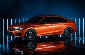 2022 Honda Civic color options leaked online