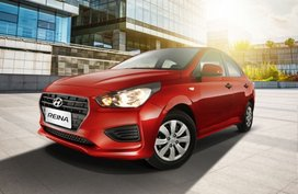 The Hyundai Reina comes with no safeguard tariffs for a limited time