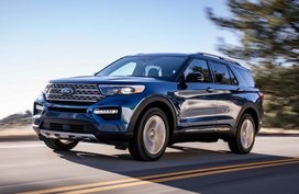 The 2021 Ford Explorer finally reaches the Philippines