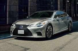 2021 Lexus LS now in the Philippines with lower price tag