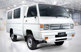 Mitsubishi L300 owner testimonial: 'If it ain't broke, don't fix it.'