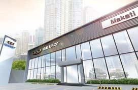 Geely Philippines opens 11th dealership in Makati City