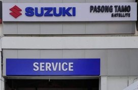 Suzuki Auto Pasong Tamo opens with newly-built service center