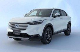 2022 Honda HR-V walkaround video shows huge updates to next-gen model
