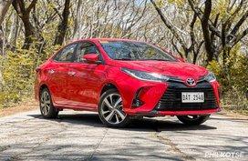Toyota Vios G 1.5 CVT