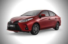 Toyota Vios Blackish red mica