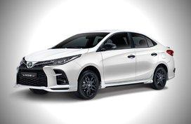 Toyota Vios White Crystal Pearl Shine