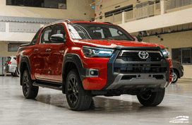 Toyota Hilux Conquest 2.8 4x4 MT