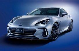 2022 Subaru BRZ to get STI accessories, performance parts