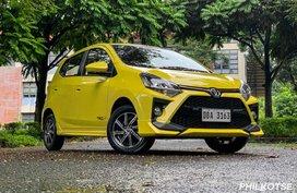 Toyota Wigo TRD S 1.0 AT