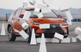 New Lexus video reminds drivers not to text while driving
