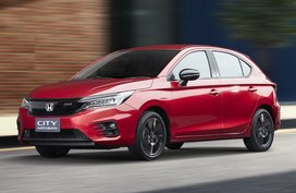 Honda Cars PH confirms City Hatchback to replace the Jazz this month