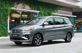 Suzuki Ertiga available with P68K discount this month