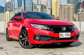 Honda Civic S 1.8 CVT