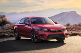 2022 Honda Civic official exterior production design revealed