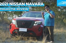 2021 Nissan Navara PRO-4X Quick Drive Review: Facelift and more? | Philkotse Philippines
