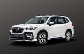 Subaru PH offers P40K PMS voucher for Forester this month