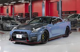 Nissan unveils new GT-R NISMO special edition