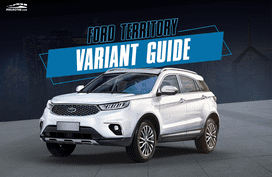 Which 2021 Ford Territory variant should you buy? [Comparison Guide]