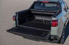 No, the Santa Cruz isn't the first Hyundai pickup truck