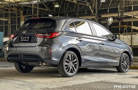 2021 Honda City Hatchback vs Jazz RS: Is it a proper replacement?