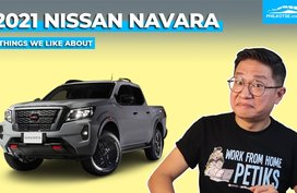 8 best things about the 2021 Nissan Navara | Philkotse Top List