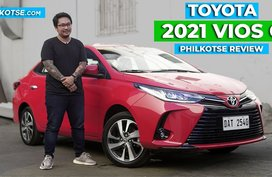 2021 Toyota Vios G Review: Range-topper, best-seller – Is it worth the money?