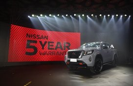 Nissan PH reiterates that the 2021 Navara comes with 5-year warranty