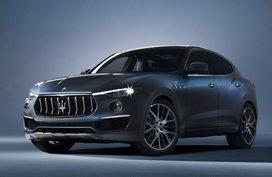 Maserati Levante now has a hybrid variant