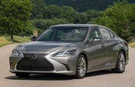 Why the Lexus ES is the brand's best-seller in the Philippines