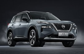 Would you like a 2021 Nissan X-Trail with e-Power hybrid?