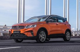 Geely Coolray tops segment in Q1 2021 with 744 units sold