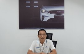 Geely Philippines now has a new President & CEO