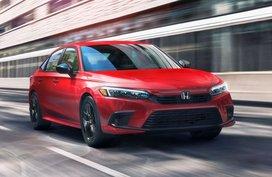 2022 Honda Civic debuts: More powerful sedan in a mature package