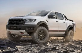 Ford Ranger Raptor X aiming for more extreme look with new decals