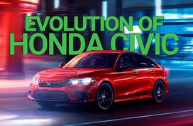 Evolution of Honda Civic: Humble roots to a staple choice