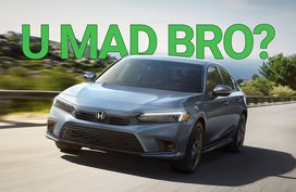 2022 Honda Civic's design is proof that you can't please everyone