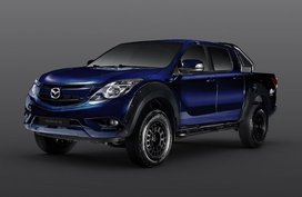 Mazda BT-50 Pangolin Edition now available with 4x2 drivetrain